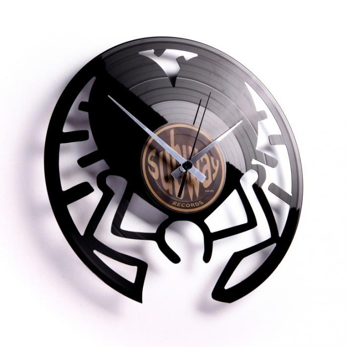 Nástěnné hodiny KEITH - Discoclock