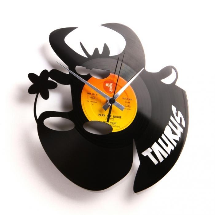 Nástěnné hodiny Z02 BÝK - Discoclock
