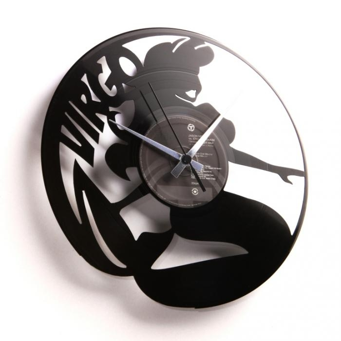 Nástěnné hodiny Z06 PANNA - Discoclock