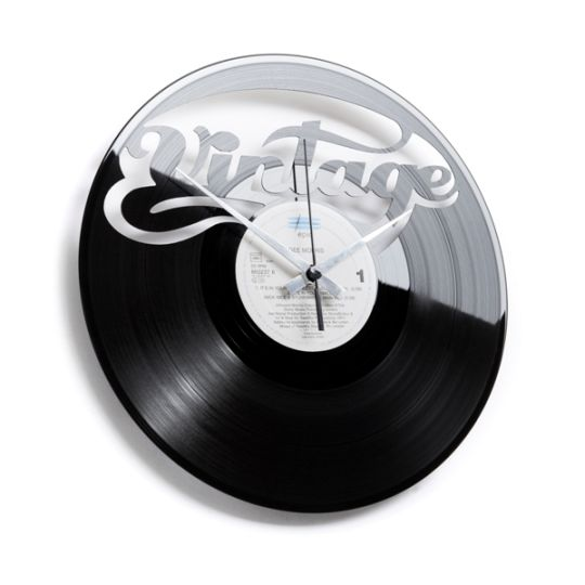 Nástěnné hodiny VINTAGE - Discoclock