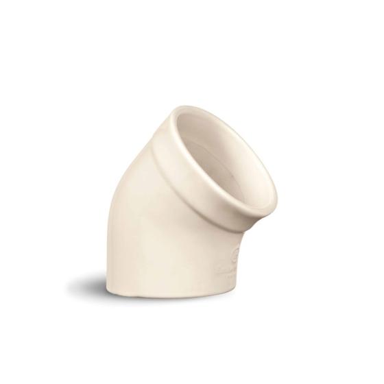 Dóza na sůl Clay krémová - Emile Henry
