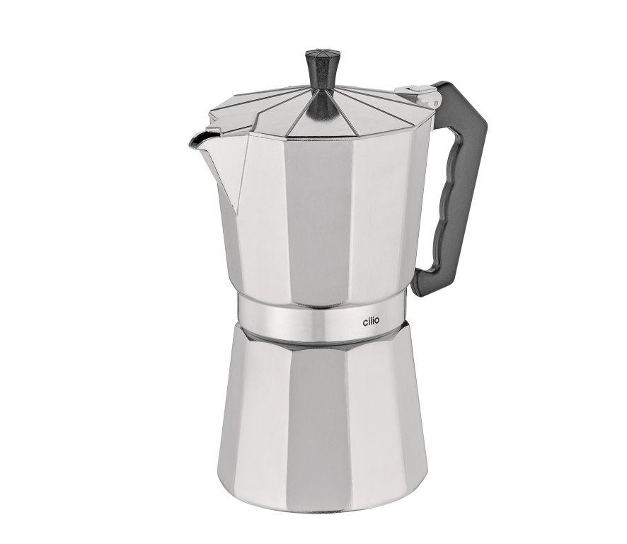 Kávovar espressa Classico Indukční na 9 šálků 450 ml - Cilio