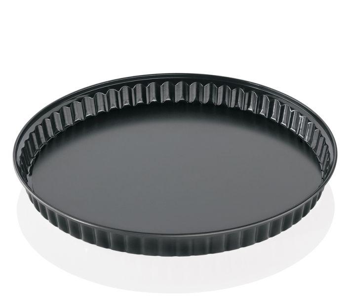 Forma na koláč kulatá 28 cm černá - Küchenprofi