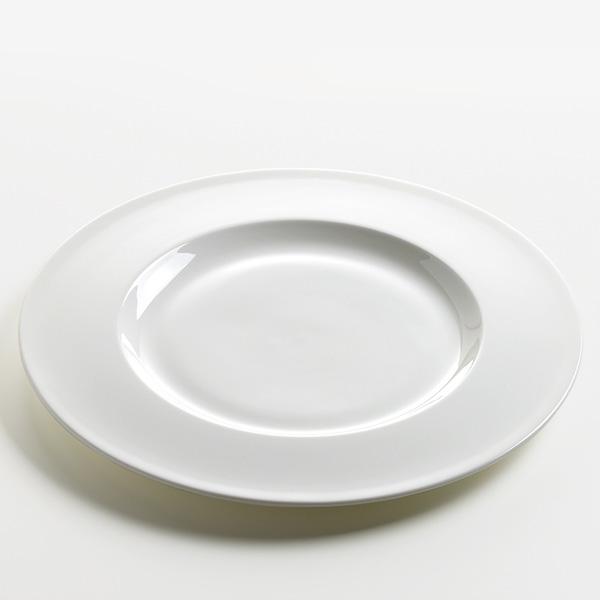 Porcelánový mělký talíř Beverly Hills 28 cm - Maxwell&Williams