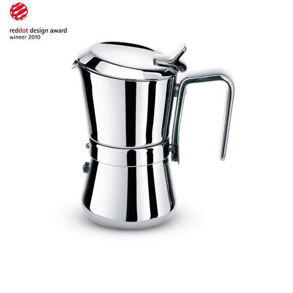 Kávovar Giannina Family na 3 šálky 150 ml s redukcí na 1 šálek - Carlo Giannini