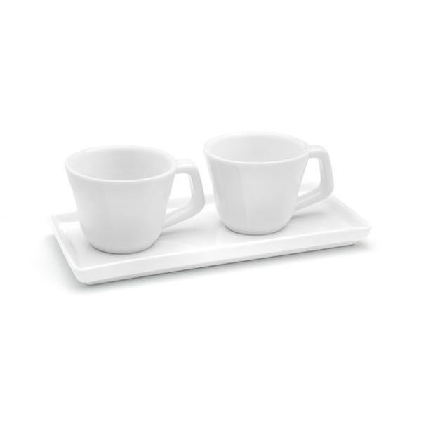 Set káva pro dva C-2x šálek 80ml - Carlo Giannini