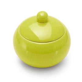 COLOURS Cukřenka 10 cm Limetkově zelená - Carlo Giannini