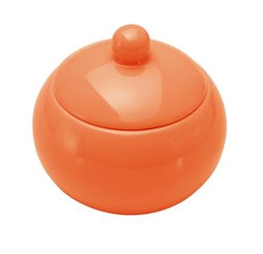 COLOURS Cukřenka 10 cm oranžová - Carlo Giannini