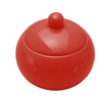COLOURS Cukřenka 10 cm červená - Carlo Giannini
