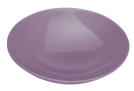 COLOURS Polévkový talíř 6ks fialový - Carlo Giannini