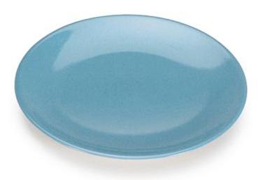 COLOURS Dezertní talíř 6ks tyrkysový - Carlo Giannini