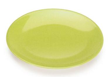 COLOURS Dezertní talíř 6ks Limetkově zelený - Carlo Giannini