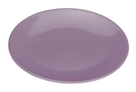 COLOURS Dezertní talíř 6ks fialový - Carlo Giannini