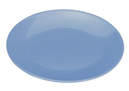 COLOURS Dezertní talíř 6ks modrý - Carlo Giannini