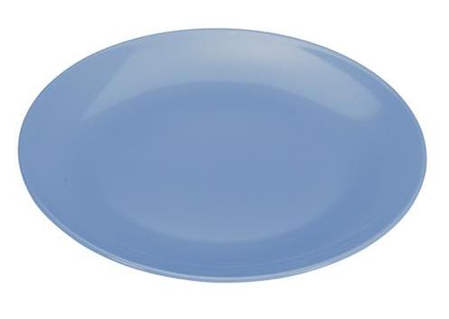 COLOURS Servírovací talíř modrý - Carlo Giannini