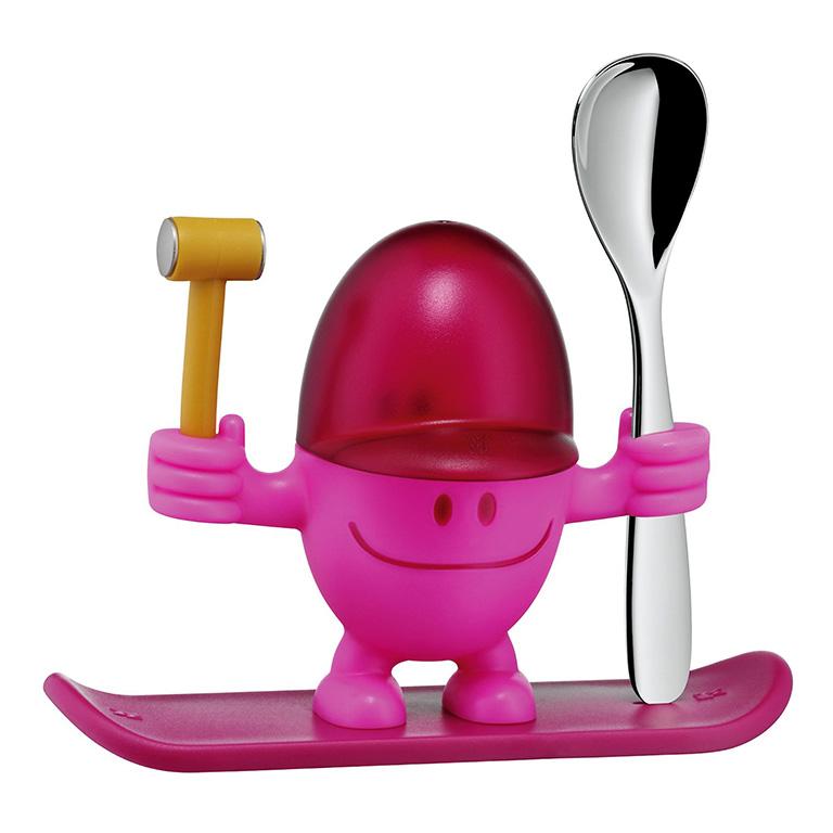 Stojánek na vajíčka McEgg růžový - WMF