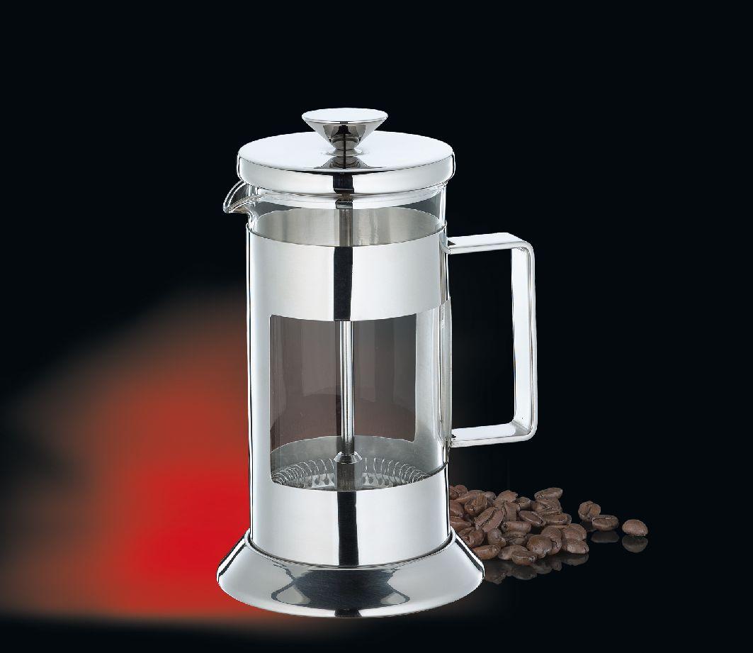 Kávovar stlačovací Laura na 3 šálky - Cilio