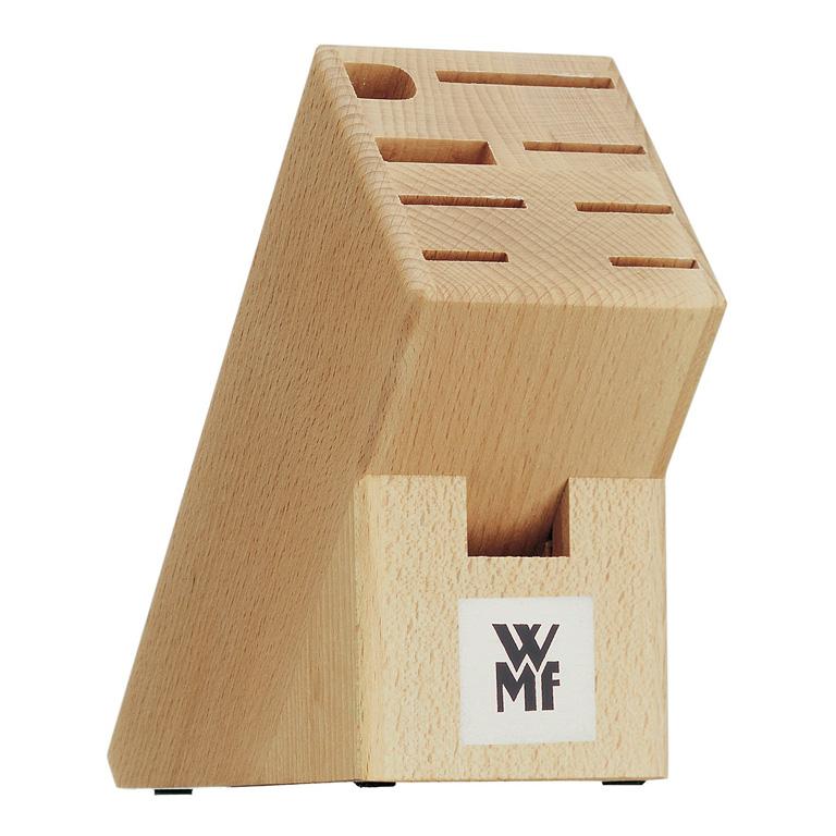 Blok na nože bukový - WMF