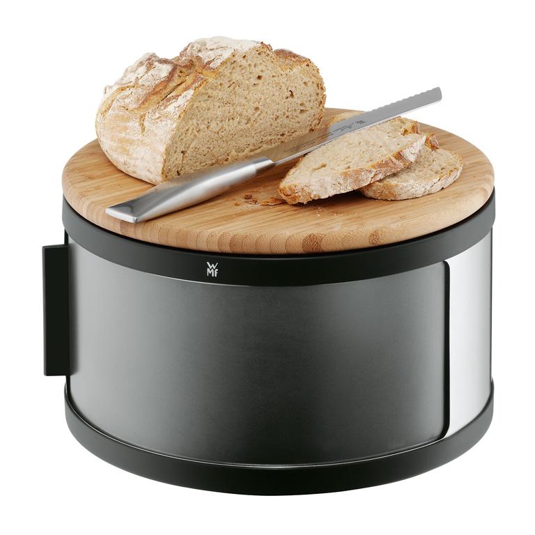 Chlebník kulatý s prkénkem 32 cm - WMF