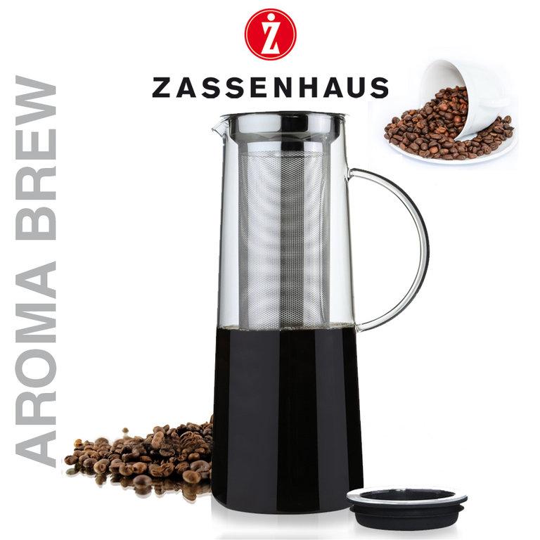 Kávovar AROMA BREW 1000ml - Zassenhaus
