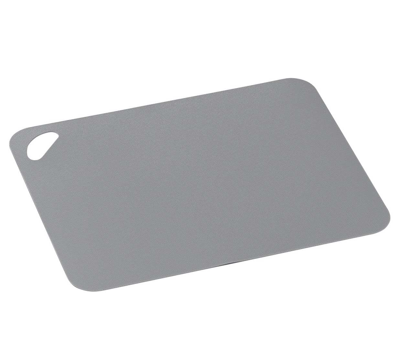 Flexibilní krájecí podložka 38 x 29 cm šedá - Zassenhaus