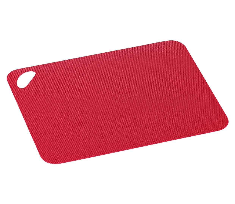 Flexibilní krájecí podložka 38 x 29 cm červená - Zassenhaus