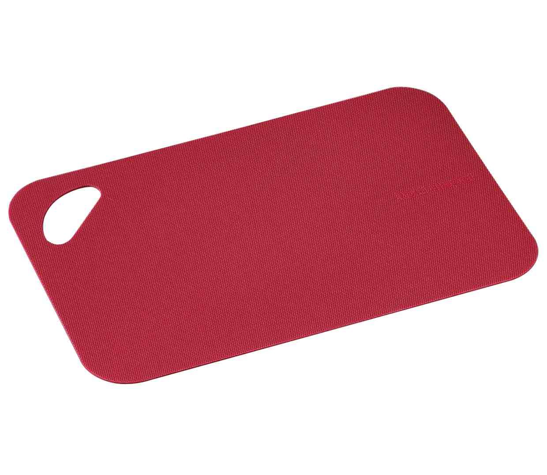 Set 2 ks flexibilních krájecích podložek 29 x 19 cm červené - Zassenhaus