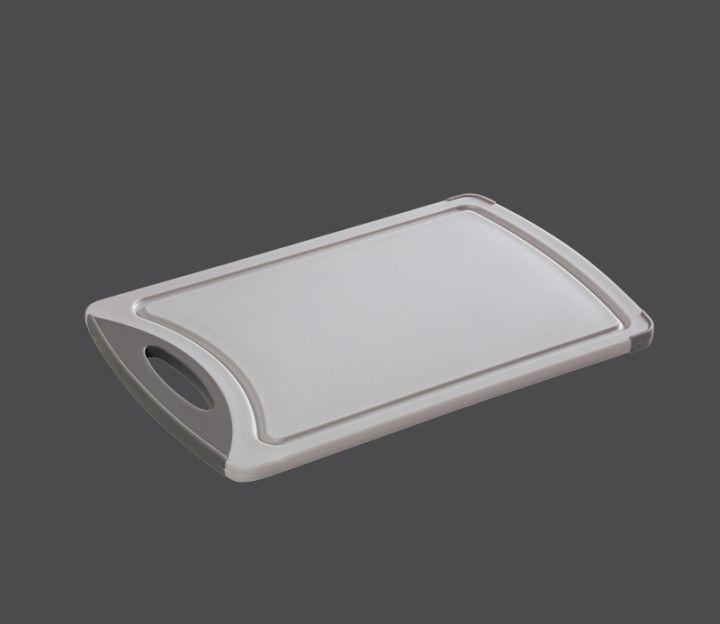 Plastové prkénko 32 x 20 x 1 cm, šedé - Zassenhaus