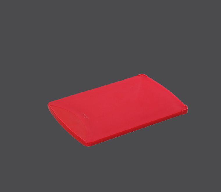 Plastové prkénko 25 x 16 x 0,9 cm, červené - Zassenhaus