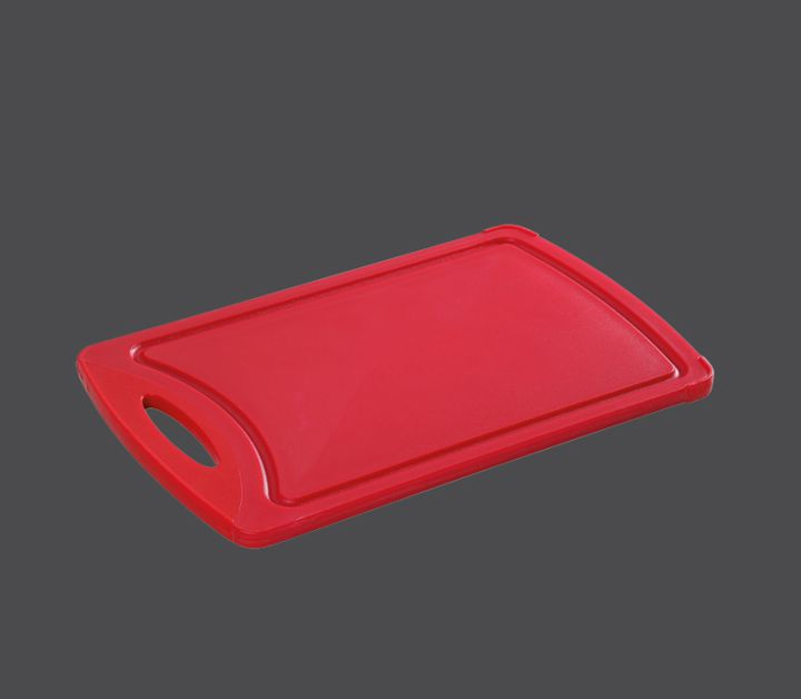 Plastové prkénko 32 x 20 x 1 cm, červené - Zassenhaus