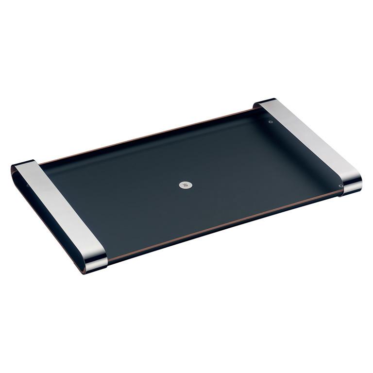 Podnos Club dřevěný černý 54 x 32 cm - WMF