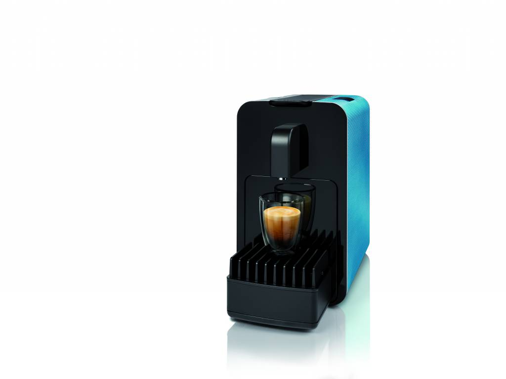 Espresso Kávovar Cremesso Viva B6 Dark petrol - Cremesso