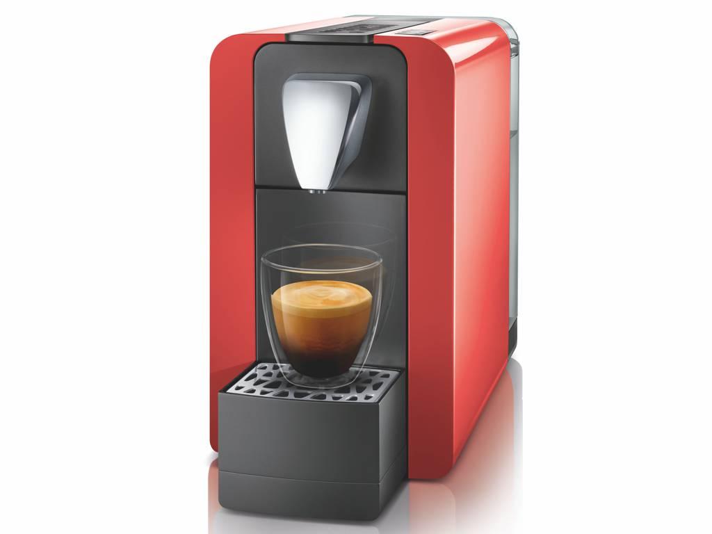 Espresso Kávovar Cremesso Compact One II červený - Cremesso
