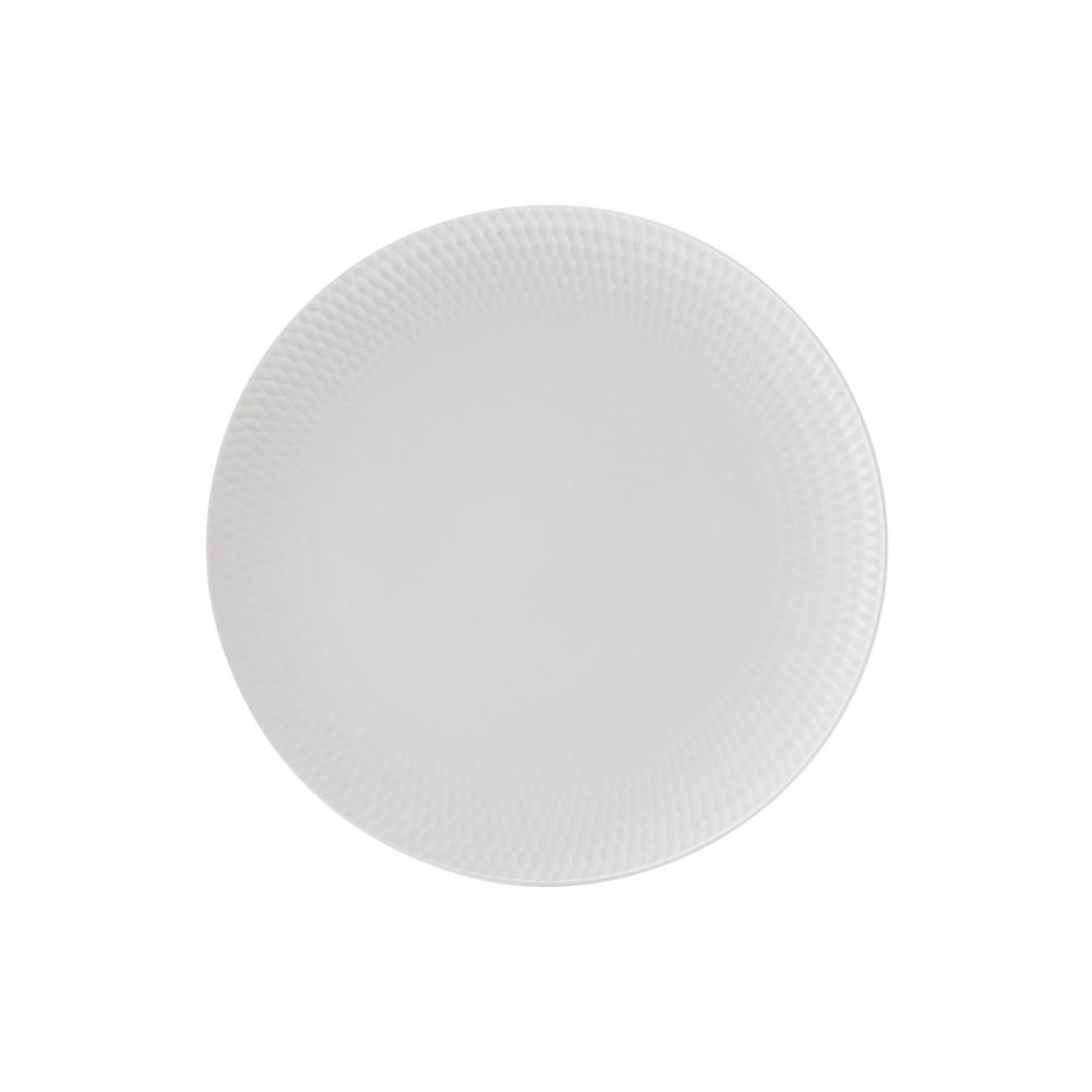 Porcelánový mělký talíř DIAMONDS 27 cm - Maxwell&Williams