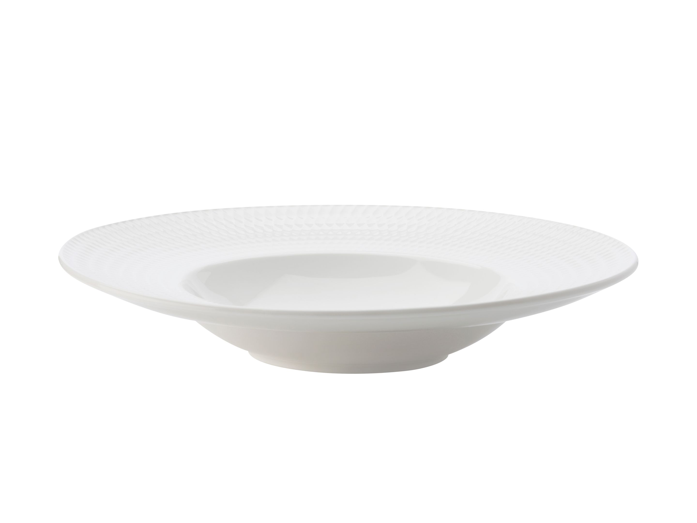 Porcelánový klubový talíř DIAMONDS 30 cm - Maxwell&Williams