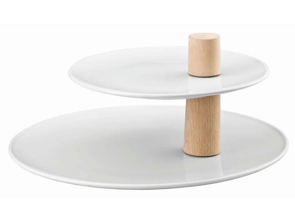 ONO porcelánový etažér - Thomas Rosenthal