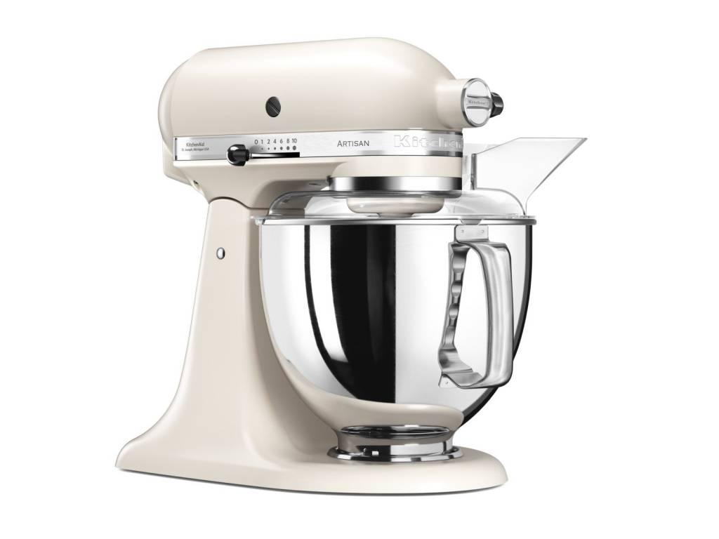 Kuchyňský robot Artisan bílá káva - KitchenAid