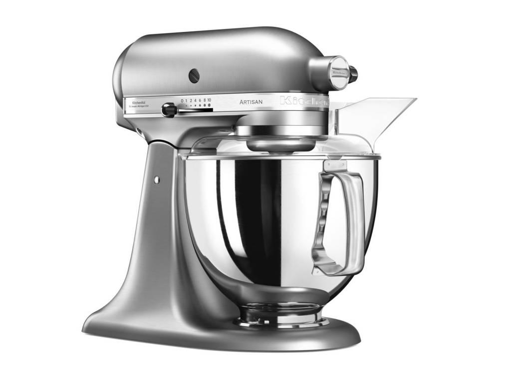 Kuchyňský robot Artisan broušený nikl - KitchenAid