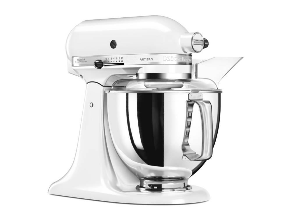 Kuchyňský robot Artisan bílá - KitchenAid
