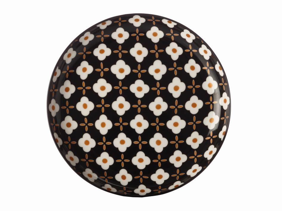 Dezertní talíř Marigold White Flower 18,5 cm - Maxwell&Williams