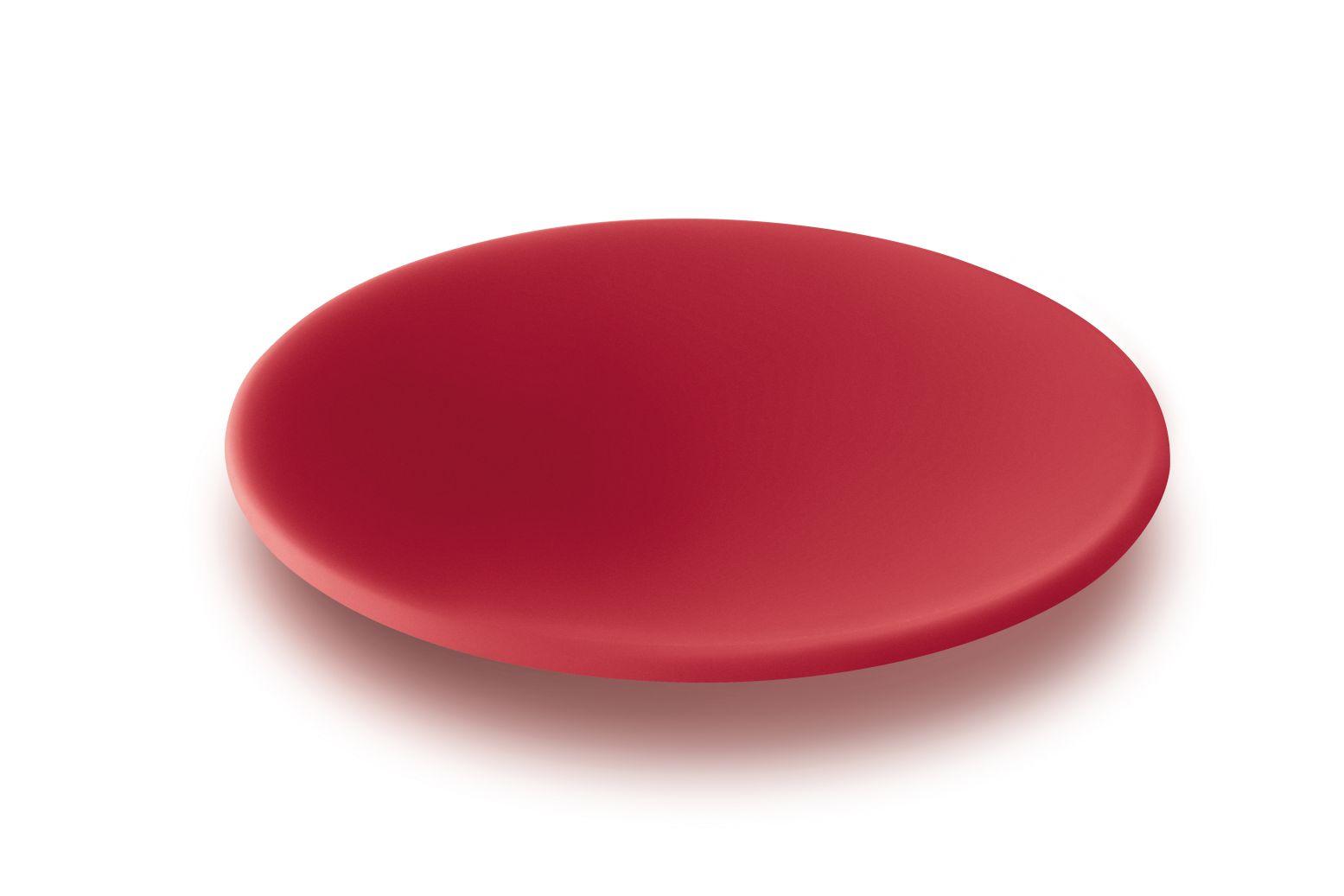 Silikonová podložka pod hrnec červená - Carlo Giannini