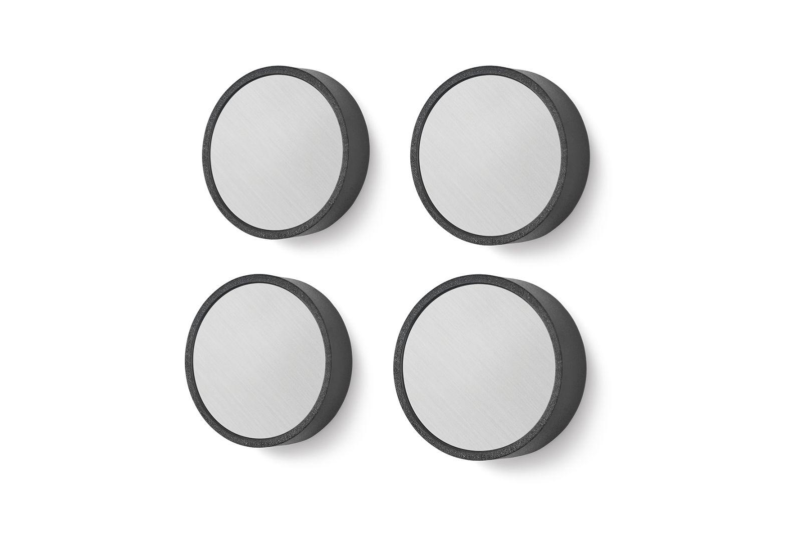 Magnetky MONOR 3 cm, set 4ks  - ZACK