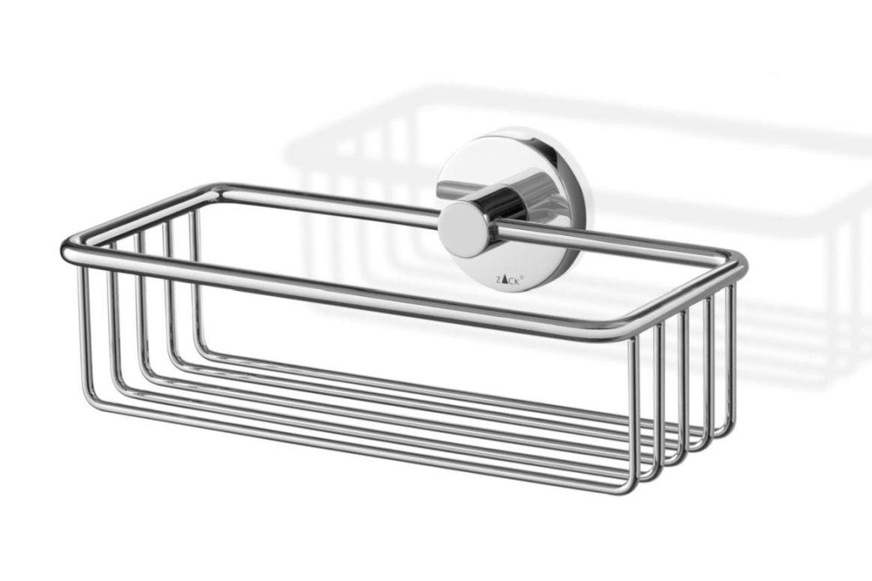 Košík do sprchy SCALA, malý - ZACK