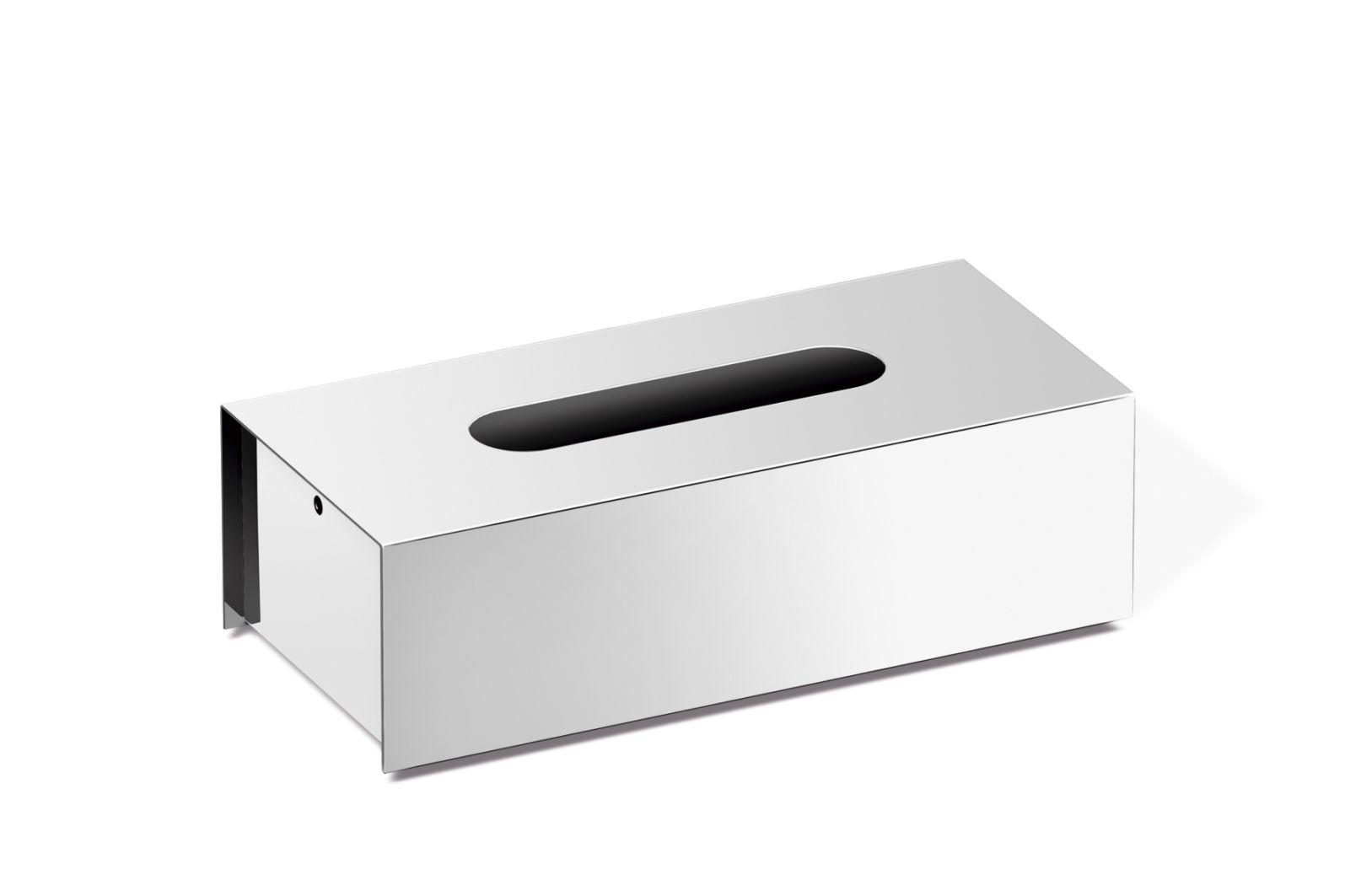 Zásobník na papírové kapesníčky PURO, lesklý - ZACK