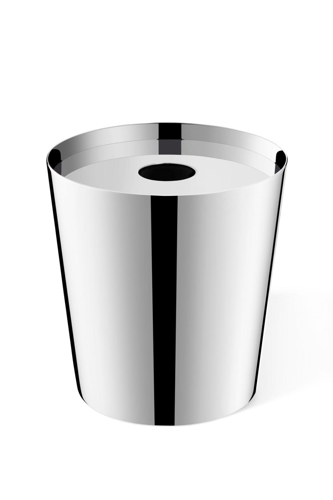 Nerezový pohárek s víčkem LYOS, vysoká - ZACK