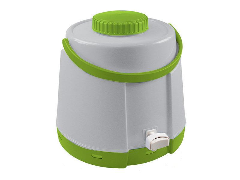 Soudek na nápoje Selap Fiesta 5L zelená - Gio Style
