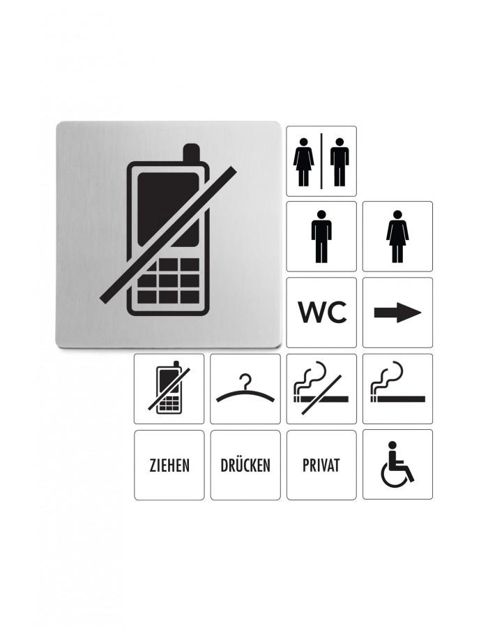 Tabulka zákaz telefonování - ZACK