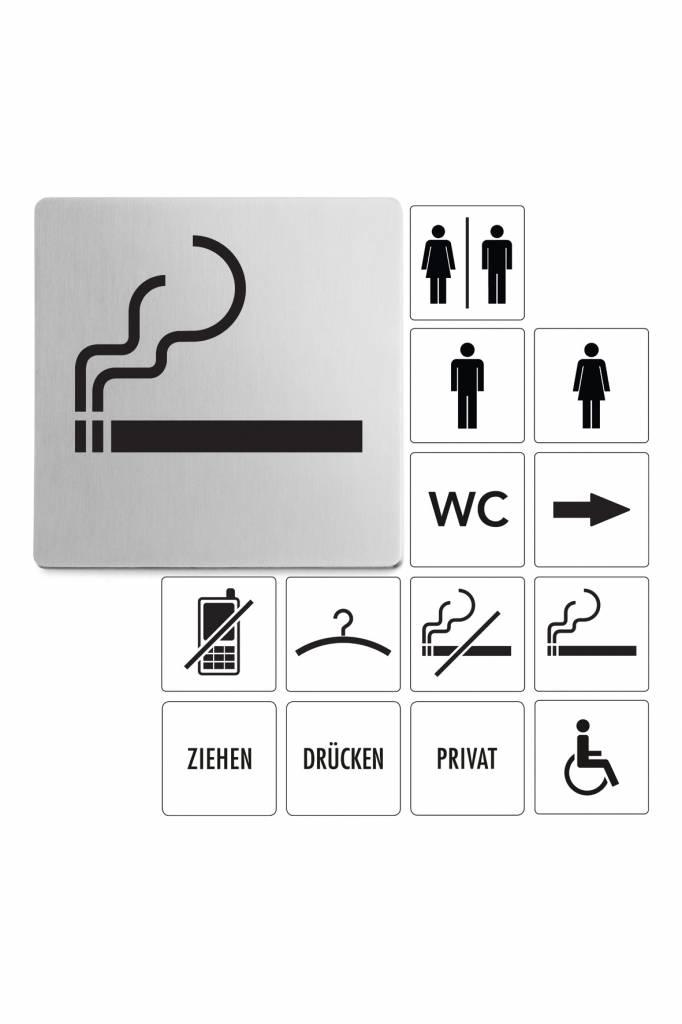 Tabulka kouření povoleno - ZACK
