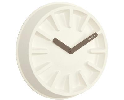 Nástěnné hodiny Celuloza barvená 40 cm - Karlsson