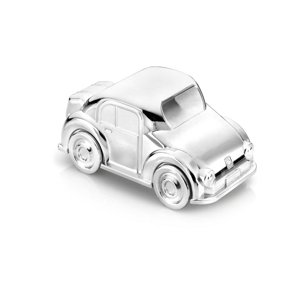 Malá pokladnička auto - Zilverstad